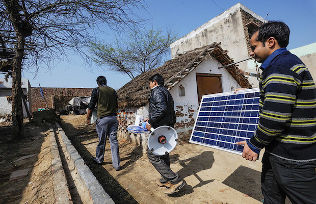 India Lowest Renewable Cost