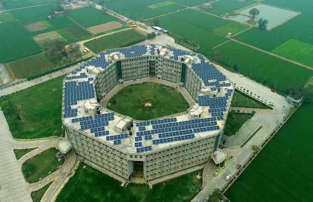 Akal University Solar Plant