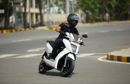 The Leading Electric Two-Wheeler Companies in India