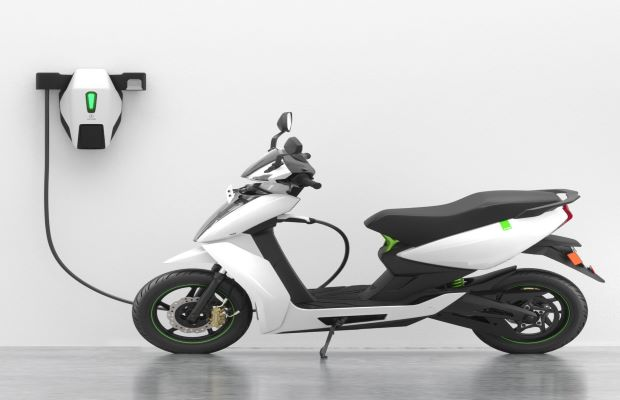 Ather Energy's E-Scooter