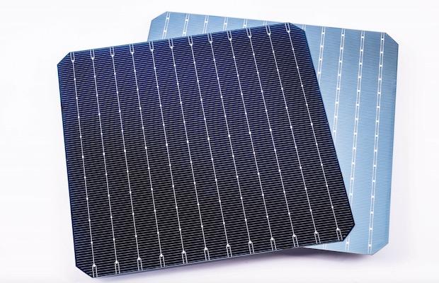 Bifacial n-PERT Solar Cells