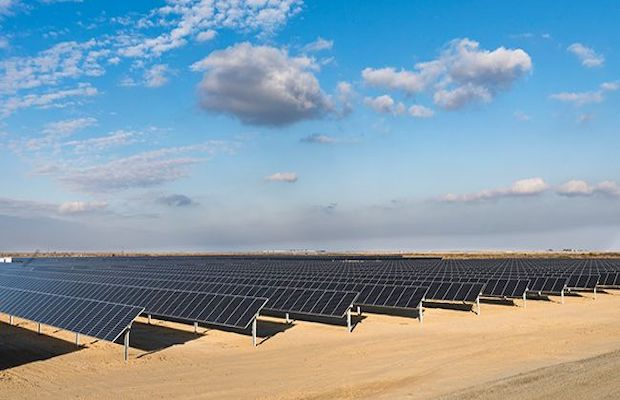 Duke Energy 150 MW Solar Project