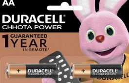 High Power – Low Price: New Duracell Chhota Power™ Alkaline Batteries