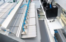 Ecoprogetti Launches New High-Speed Automatic Bussing Machine