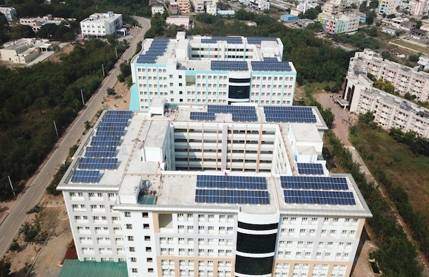 1922 MW Rooftop Solar India