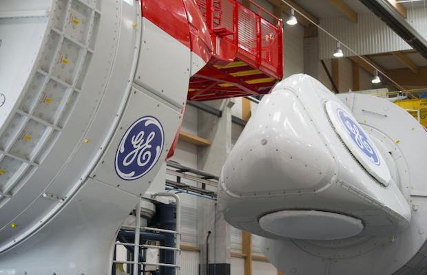 GE Offshore Wind Farm