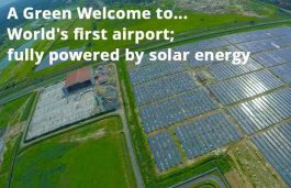 Touchdown – Solar Power Makes a Smooth Landing at Indian Airports