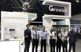 Growatt Debuts Latest Inverters at Global Trade Shows