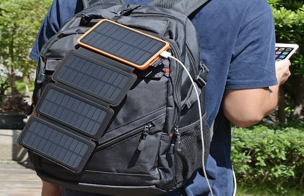 HI-SO25 Solar Power Bank