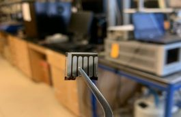 Caffeine Improves Performance of Perovskite Solar Cells