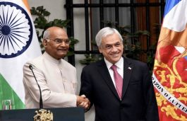 India and Chile Should Jointly Promote Solar Energy Globally : President