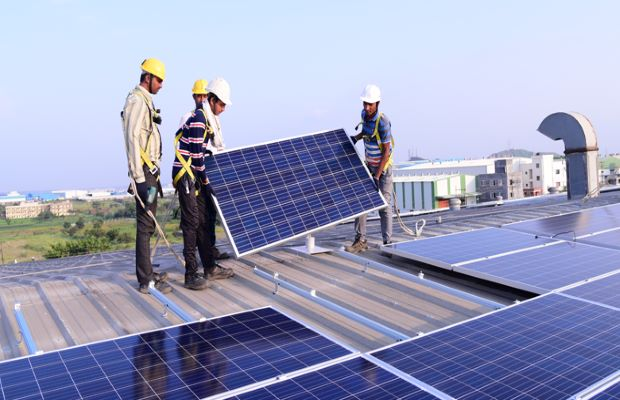 Gujarat Rooftop Solar India