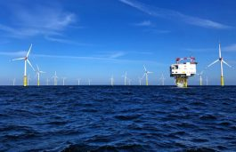 588 MW Beatrice Offshore Wind Farm Begins Operation