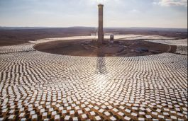 Israel's Megalim Concentrated Solar Power Plant Begins Operations