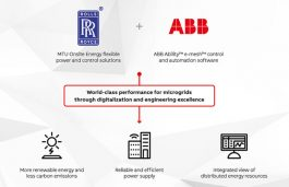 ABB, Rolls-Royce Ink Pact to Provide Microgrid Solutions