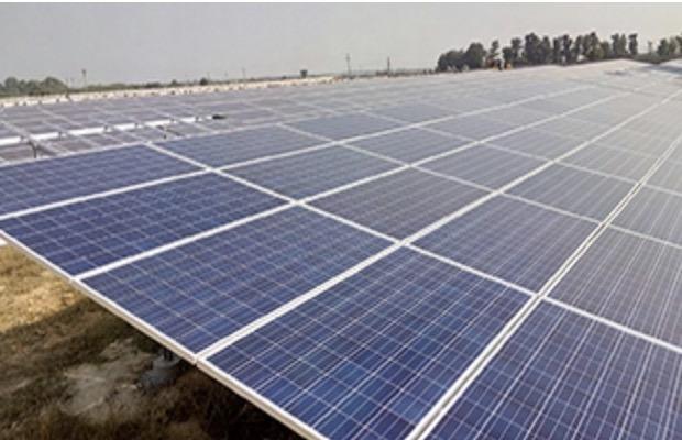 ReNew Power Solar Plant in Karnataka