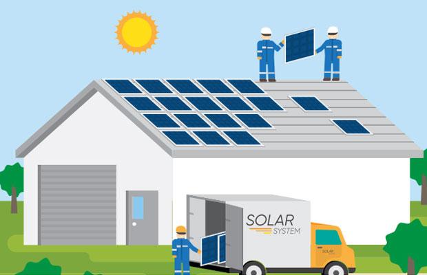 rooftop solar target