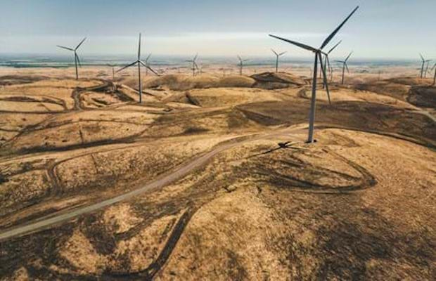 Saudi Arabia Wind Power