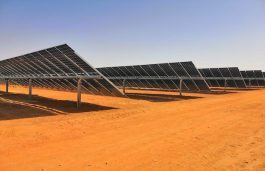 Scatec Solar Brings First Part of 400 MW Solar Plant in Egypt Online