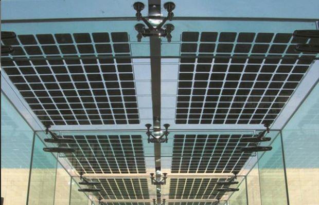 Solar PV Glass