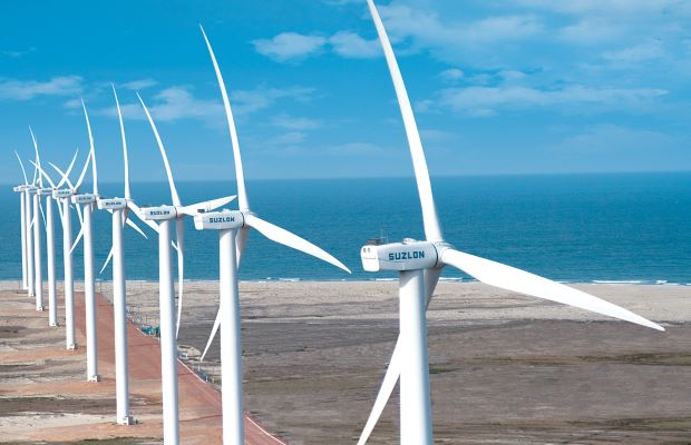 Suzlon tops the OEM Charts