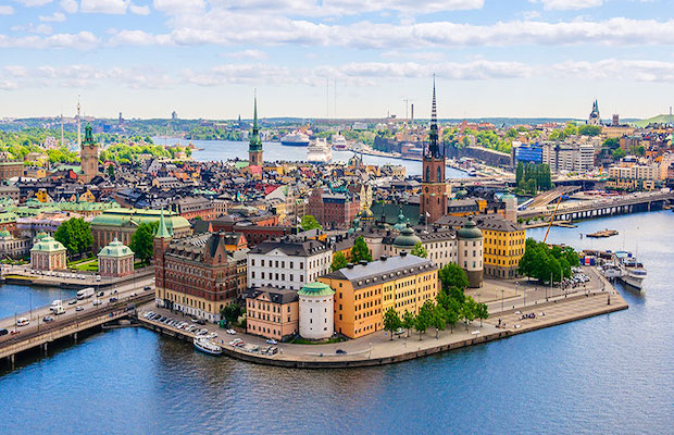 Sweden Energy Transition
