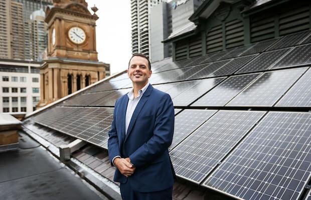 Sydney 100 Percent Renewables Target