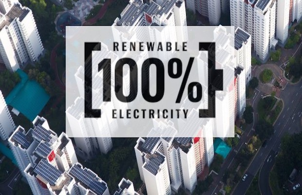 Transition to 100 Percent Renewable Energy