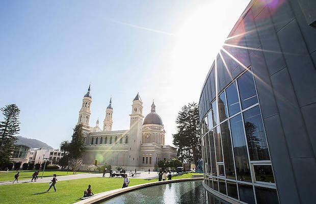 University of San Francisco Carbon