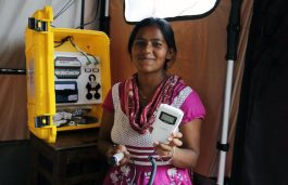 We Care Solar and Arrow Electronics Win 2019 Edison Award For Solar Suitcase