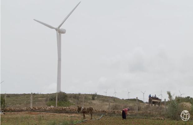 Kerala 2018 Wind Turbine Africa Project