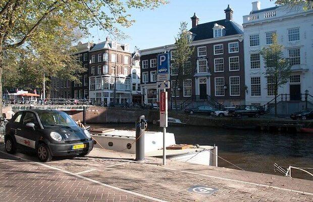 Amsterdam EV Charging Network