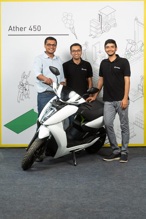 Ather Energy Raises $51 Mn in Latest Round of Funding