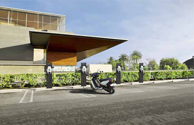 Ather Energy Fast Charging Network in Chennai