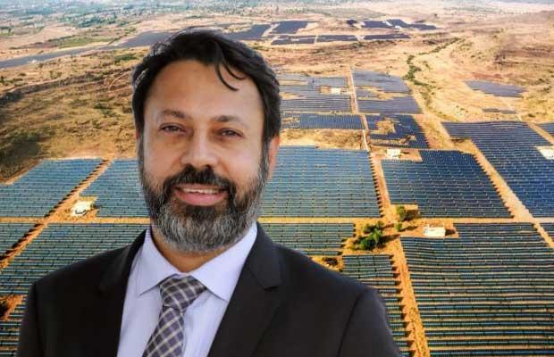 Azure Power Chairman, CEO Inderpreet Wadhwa
