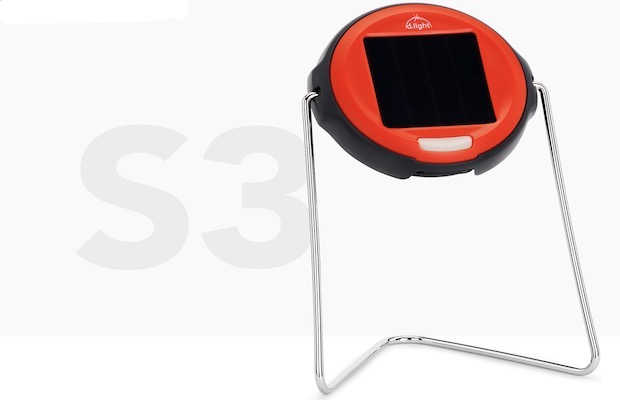d.light S3 Solar Lamp