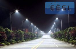 Over 1.03 Crore Smart LED Street Lights Installed so far: EESL