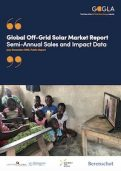 GOGLA Report on Global Off-Grid Solar Market Report