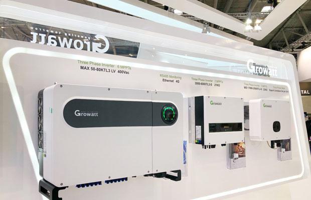 Growatt-MAX-50-80kTL3 inverter