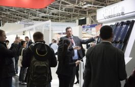 Hanergy Showcases Solar PV Solutions at Intersolar Europe