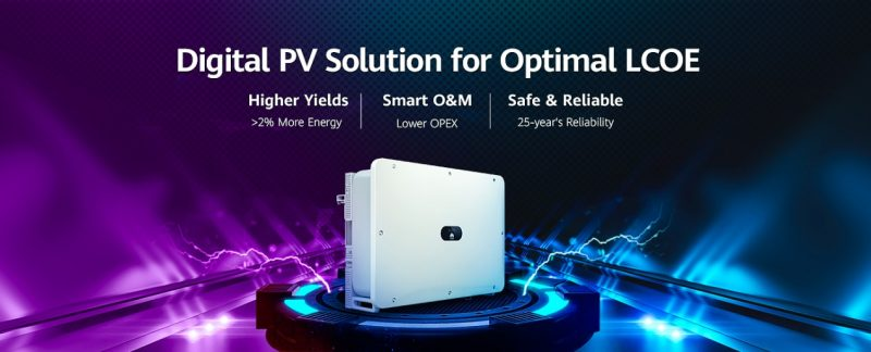Digital pv solution for optimal LCOE