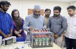 Jamia Milia University Makes Prize Winning Smart Solar Inverters' Model
