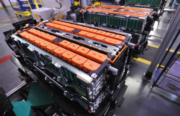 Total PSA EV Battery Manufacturing