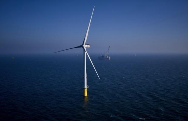 Vattenfall GE Offshore Turbine