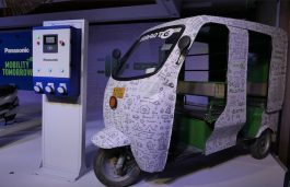 Panasonic Launches Smart EV Charging Service 'Nymbus' in India