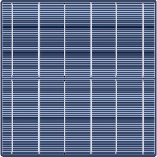 RenewSys 6BB Solar Cells