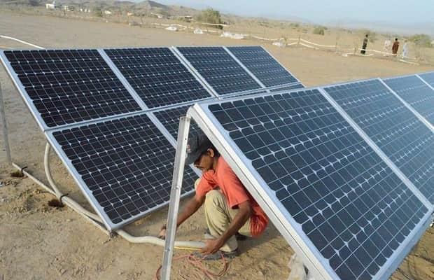 DC Solar Capacity