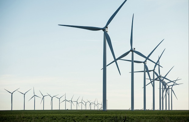 Vestas Repowering Most Northern Wind Project
