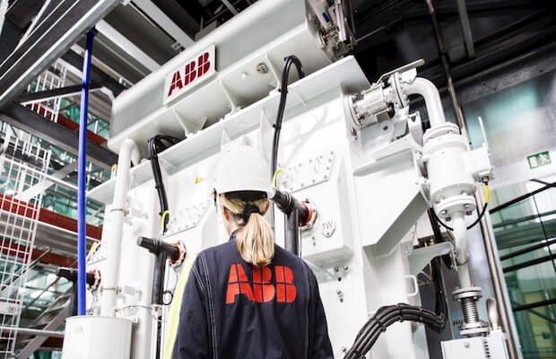 ABB Transformers Offshore Wind