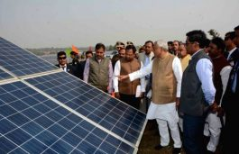 Bihar CM: Install Solar Panels on Government Buildings
